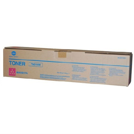 Konica Minolta TN314 Magenta Original Toner Cartridge
