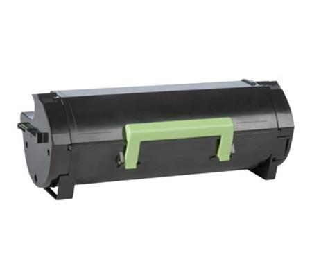 Lexmark 60F1H00 (601H) Black Remanufactured High-Yield Return Program Toner Cartridge