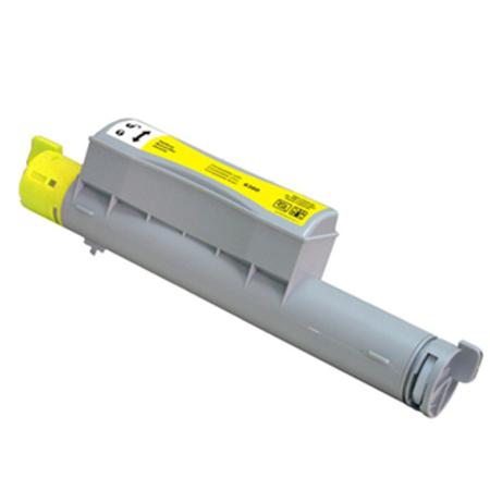 Compatible Yellow Xerox 106R01220 High Yield Toner Cartridge