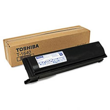 Toshiba T-1640 Black Original Toner Cartridge