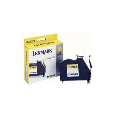 Lexmark 11J3023 Yellow Original Cartridge