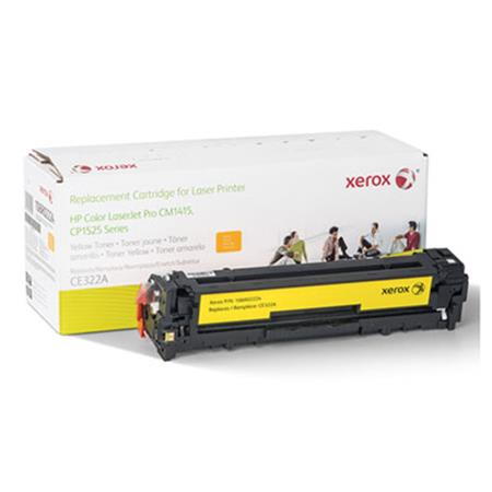 Xerox Premium Replacement Yellow Toner Cartridge for HP 128A (CE322A)