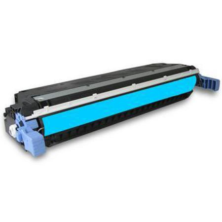 Compatible Cyan HP 645A Toner Cartridge (Replaces HP C9731A)