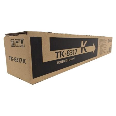 Kyocera Mita TK-8317K Black Original Toner Cartridge