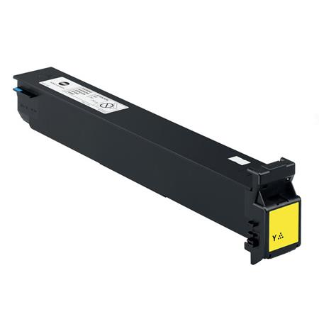 Compatible Yellow Konica Minolta TN312Y Toner Cartridge