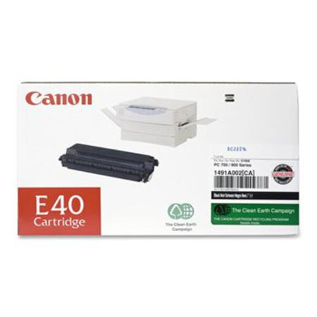 Canon E40 Black Original Toner Cartridge