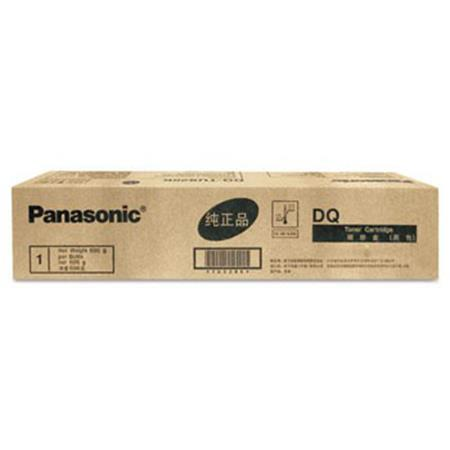 Panasonic DQTU38R Black Original Toner Cartridge