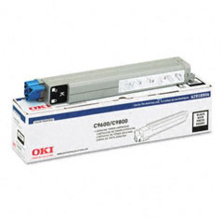 OKI 42918904 Black Original Toner Cartridge