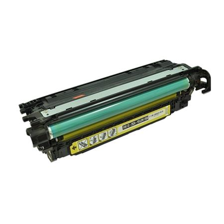 Compatible Yellow HP 504A Toner Cartridge (Replaces HP CE252A)