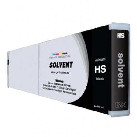 Compatible Black Mimaki ES3BK Eco-Solvent Ink Cartridge