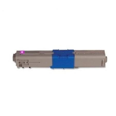 Compatible Magenta Oki 44469720 High Yield Toner Cartridge