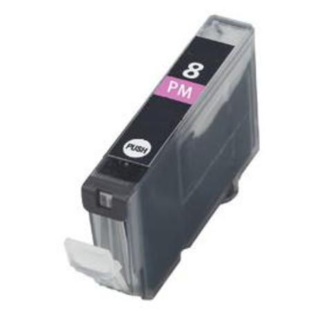 Canon CLI-8 Photo Magenta Remanufactured Printer Ink Cartridge