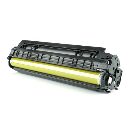 Compatible Yellow HP 655A Standard Yield Toner Cartridge (Replaces HP CF452A)