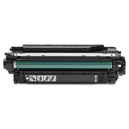 HP 646X Black Remanufactured Standard Capacity Toner Cartridge (CE264X)