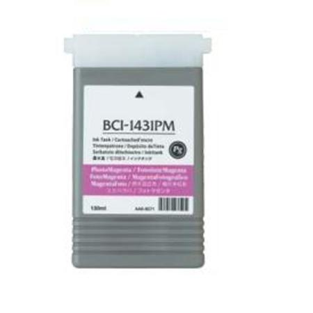 Canon BCI-1431PM Photo Magenta Compatible Ink Cartridge