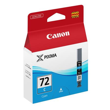 Canon PGI-72C Cyan Original Ink Cartridge (6404B002)
