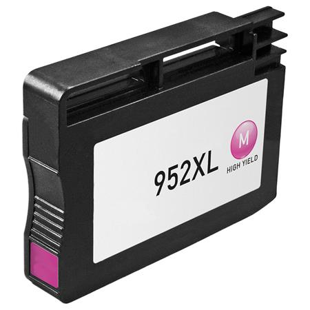 HP 952XL (L0S64AN) Magenta Remanufactured High Capacity Ink Cartridge