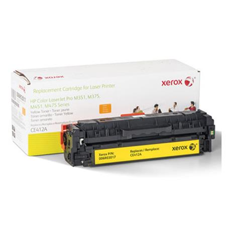 Xerox Premium Replacement Yellow Standard Capacity Toner Cartridge for HP 305A (CE412A)