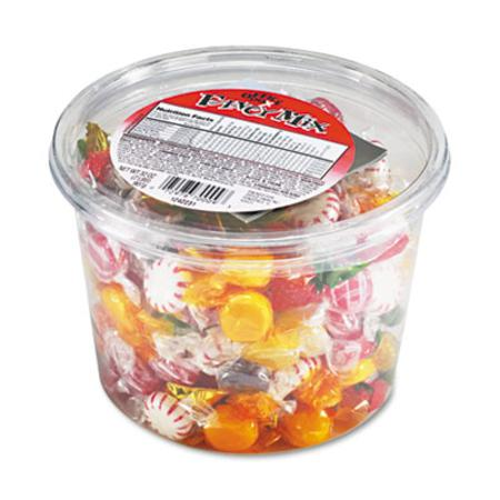 Office Snax Fancy Assorted Hard Candy  Individually Wrapped  2lb Tub