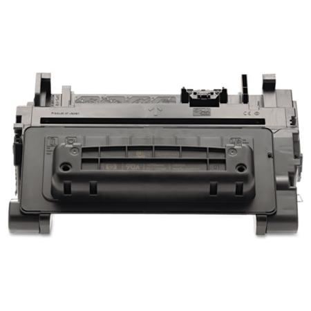 Compatible Black HP 90A Standard Yield Toner Cartridge (Replaces HP CE390AMicr)