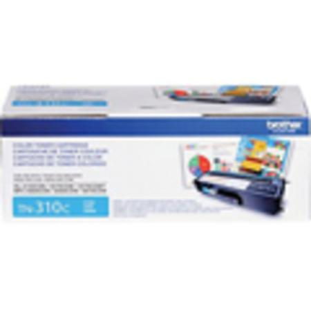 Brother TN310 Cyan Original Toner Cartridge