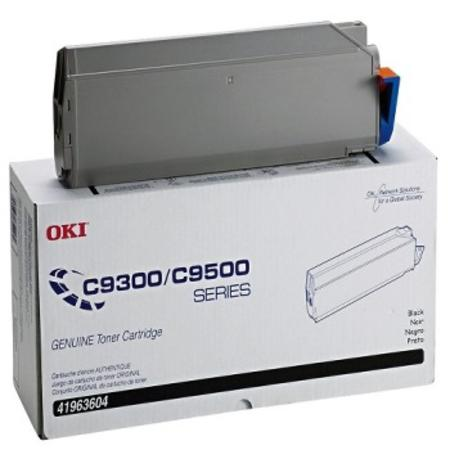 OKI 41963604 Black Original Toner Cartridge