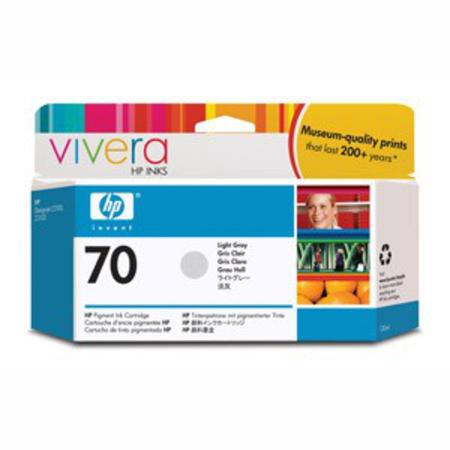 HP 70 Original Light Gray Print Cartridge (C9451A)
