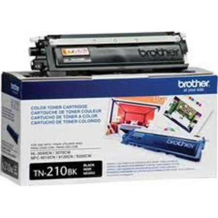 Brother TN210BK Black Original Laser Toner Cartridge