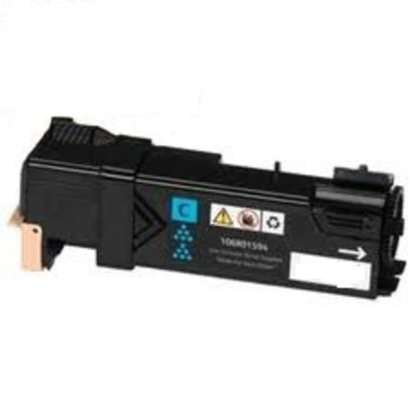 Xerox 106R01594/106R01591 Remanufactured Cyan High Capacity Toner Cartridge