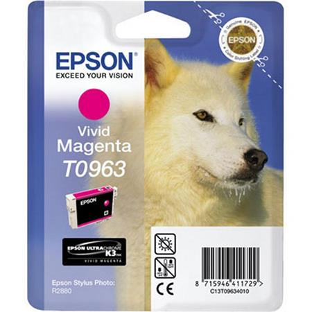 Epson T0963 (T096320) Original Magenta Ink Cartridge
