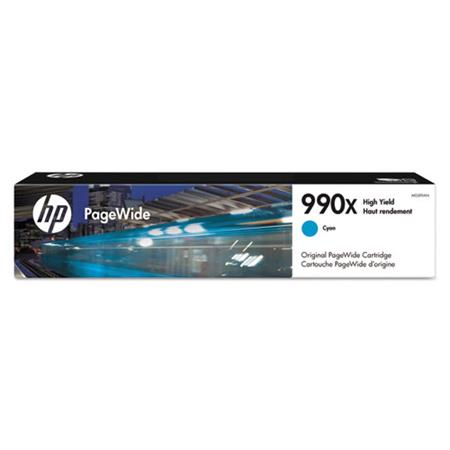 HP 990X (M0J89AN) Cyan Original High Capacity PageWide Cartridge