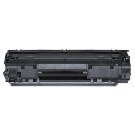 HP CE278A Black High Capacity Remanufactured Toner Cartridge