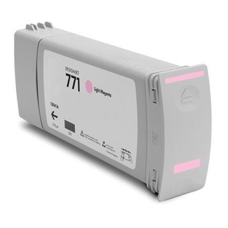 Compatible Light Magenta HP 771 Ink Cartridge (Replaces HP CE041A)