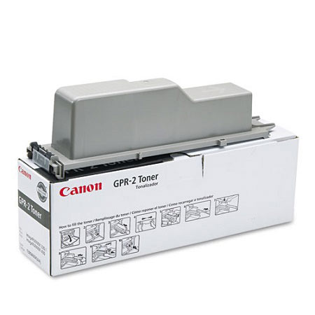 Canon GPR-2 Original Black Toner Cartridge (1389A004AA)