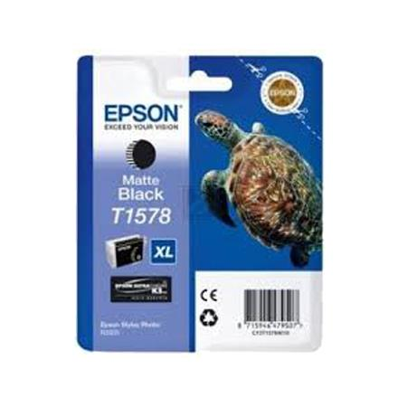 Epson T157820 Original UltraChrome K3 Ink Matte Black Cartridge