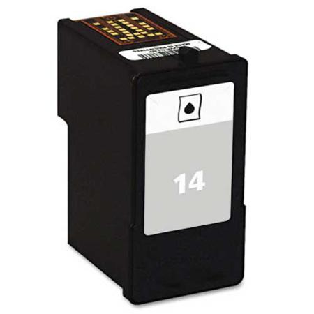 Lexmark No.14 (18C2090) Remanufactured Black Ink Cartridge