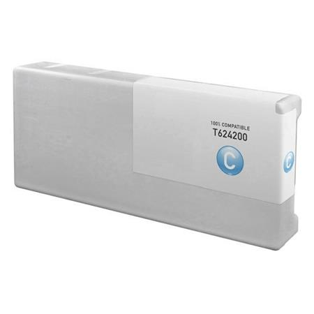 Compatible Cyan Epson T6242 Ink Cartridge (Replaces Epson T624200)