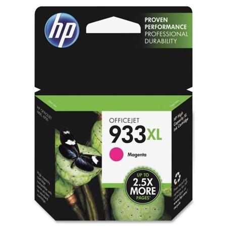 HP 933XL Magenta Original High Capacity Ink Cartridge (CN055AN)