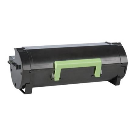 Lexmark 60F1X00 (601X) Black Remanufactured Extra High-Yield Return Program Toner Cartridge