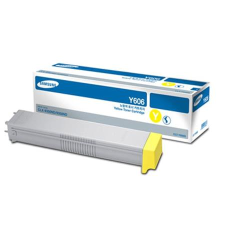 Samsung CLT-Y606S Yellow Original Standard Capacity Toner Cartridge