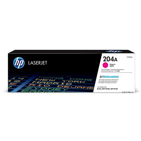 HP 204A Magenta Original Toner Cartridge (CF513A)