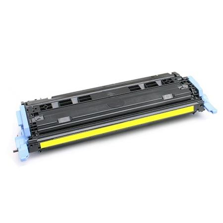 HP Colour LaserJet Q6002A Yellow Remanufactured Print Cartridge