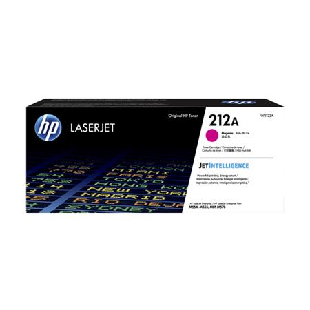 HP 212A (W2123A) Magenta Original Standard Yield Toner Cartridge