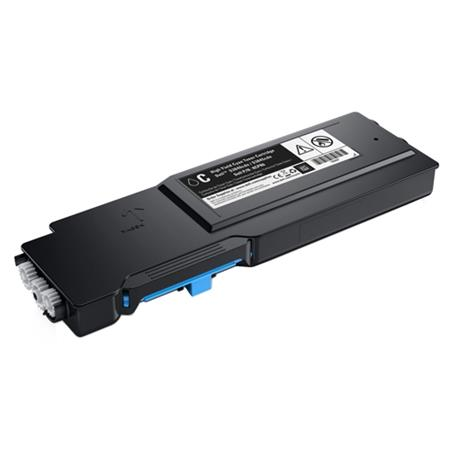 Compatible Cyan Dell G7P4G High Capacity Toner Cartridge (Replaces Dell 593-BCBF)