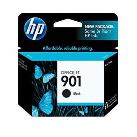 HP 901 Black Original Officejet Ink Cartridge (CC653AN)