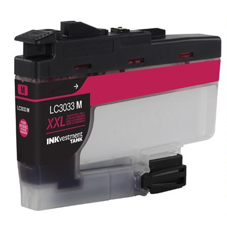 Compatible Magenta Brother LC3033M Extra High Yield Ink Cartridge