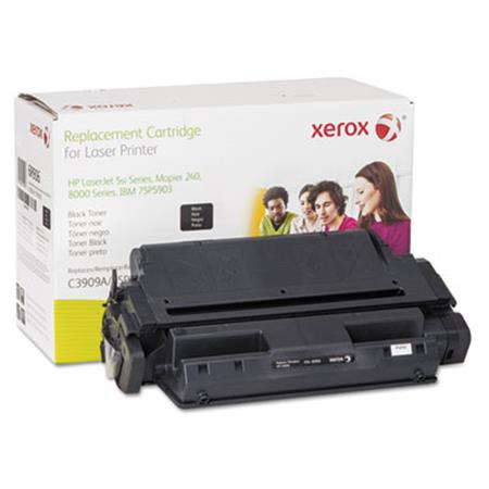 Xerox Premium Replacement Black Standard Capacity Toner Cartridge for HP 09A (C3909A)