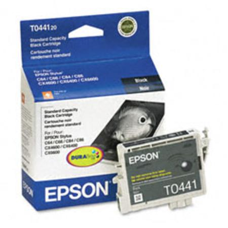 Epson T0441 (T044120) Original Black Ink Cartridge