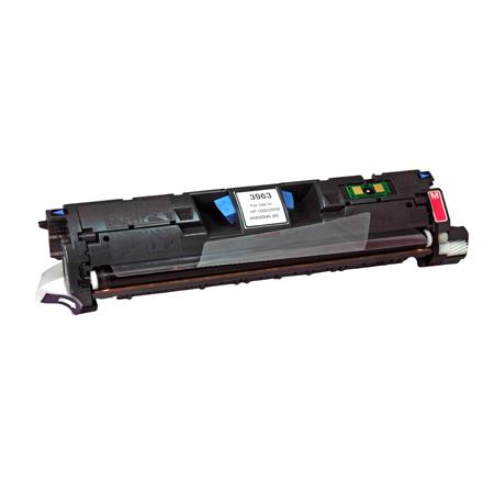 Compatible Magenta HP 122A Toner Cartridge (Replaces HP Q3963A)