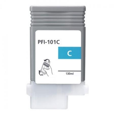 Canon PFI-101C Cyan Remanufactured Ink Cartridge